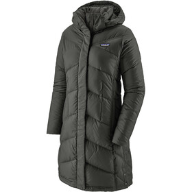 Patagonia Down With It Parka Dame Forge Grey